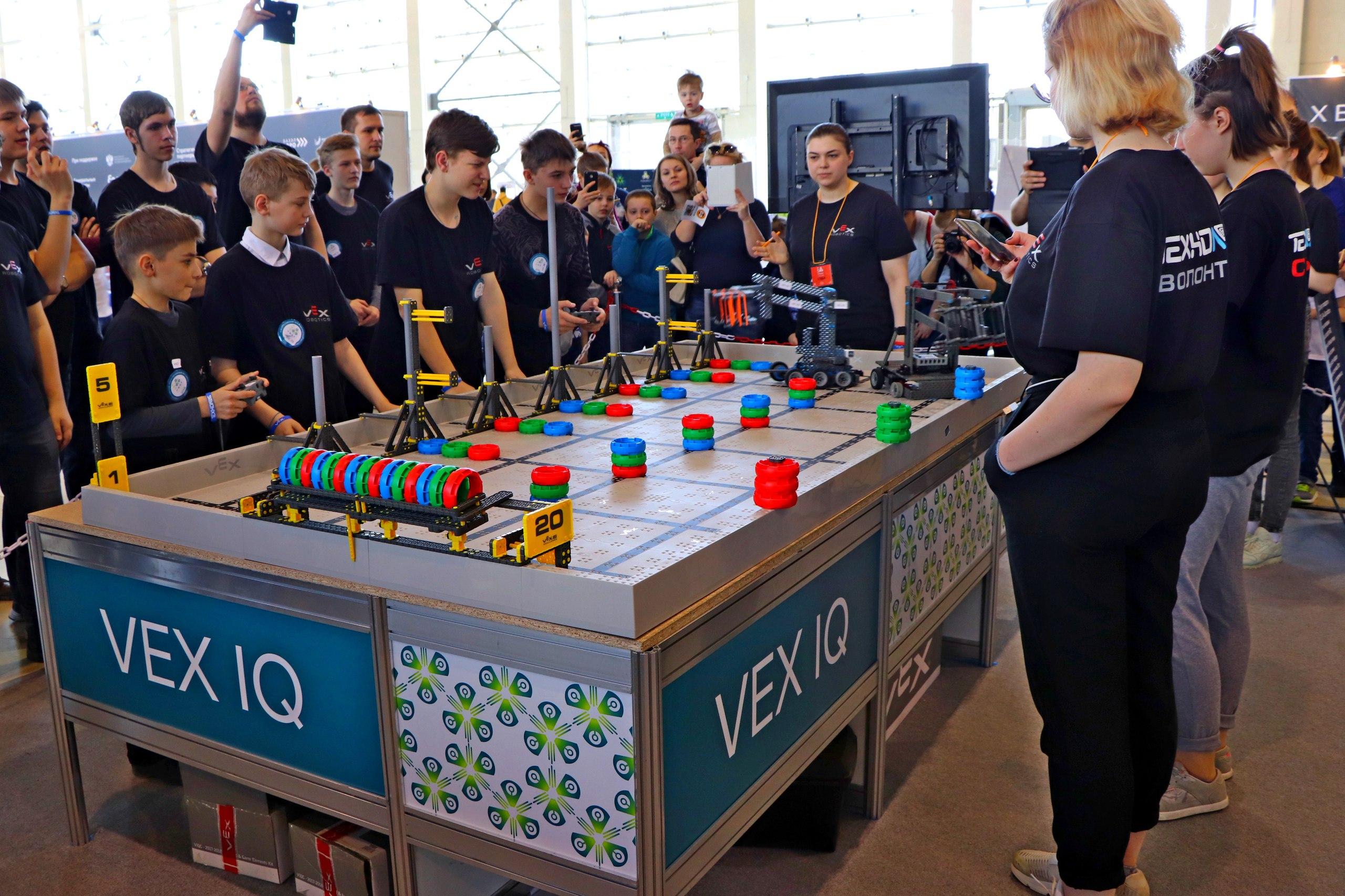 Робототехника Vex